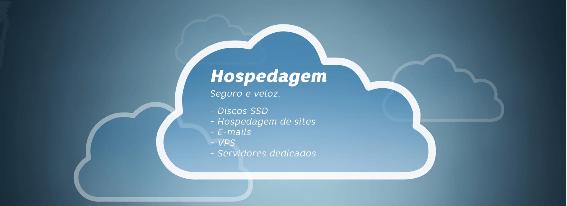 Hospedagem - Sizy.com.br
