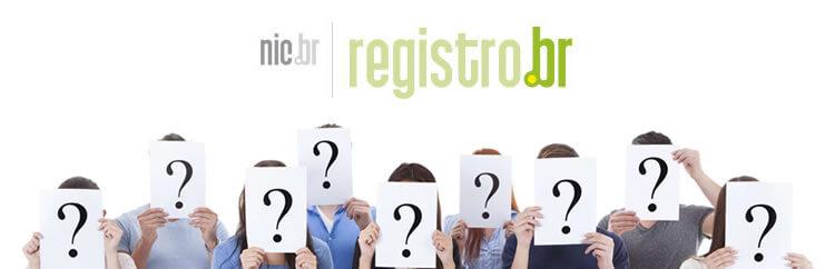 O que é o Registro.br? - FAQ - Sizy.com.br