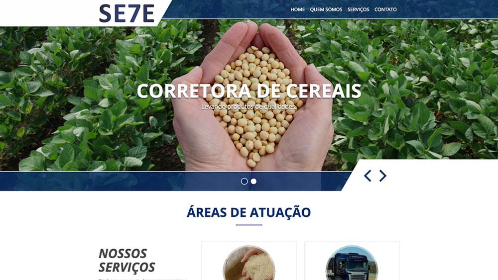 Grupo7 - Transporte e Corretora de Cereais - Portfólio - Sizy.com.br