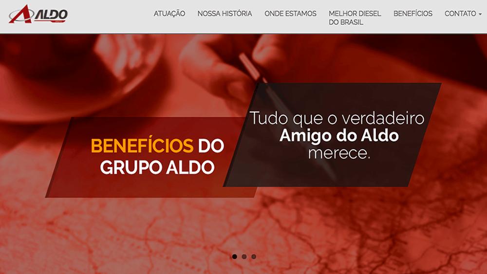 Grupo Aldo - Sizy.com.br - Soluções Online